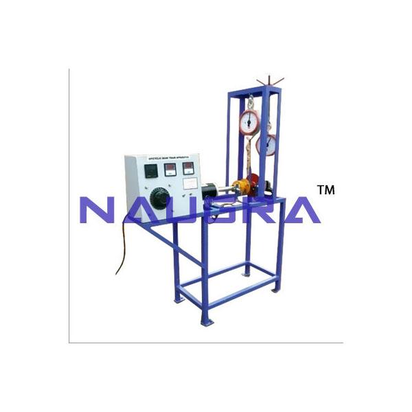 Mechanical Laboratory Setup