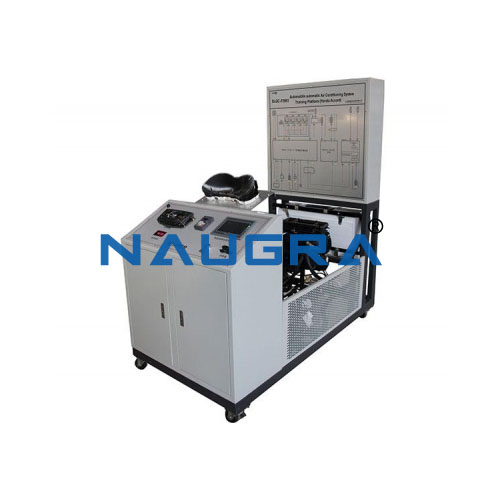 Training Platform for Automobile Air Conditioning System