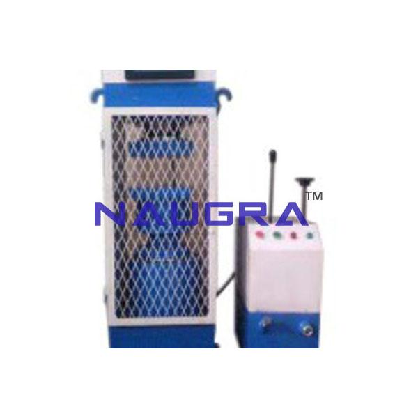 Compression Testing Machine (Plate Model)