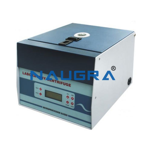 Refrigerated Centrifuge Machine Brushless 2000 R.P.M