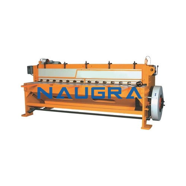 Under Crank Mechanical Shearing Machine
