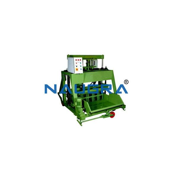 Block Making Machines Hydraulic