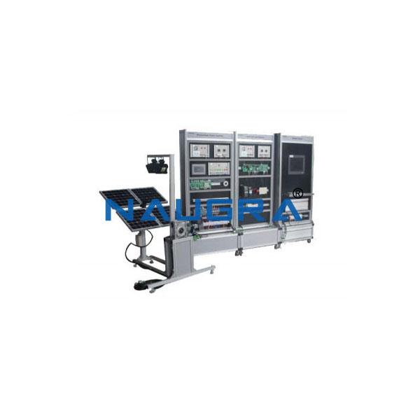 Solar Power Generator Training System