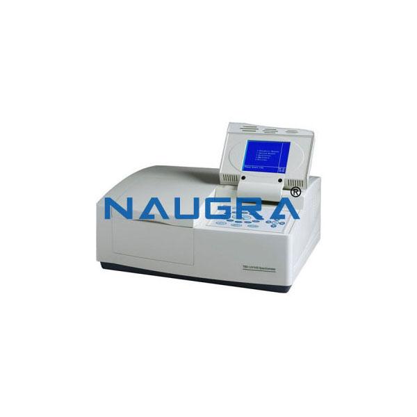 Digital spectrophometer