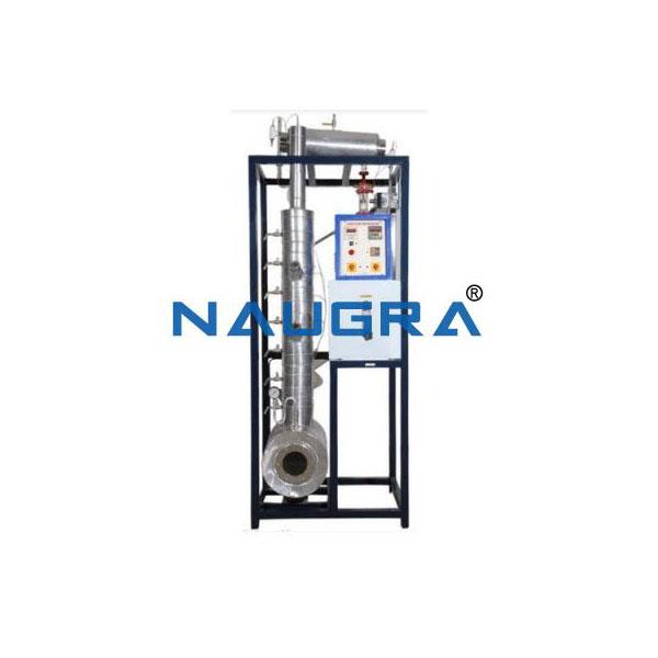 Batch Distillation Column