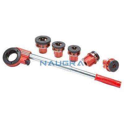 Vocational Pipe Threading Tool