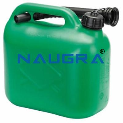 Plastic Diesel Canister