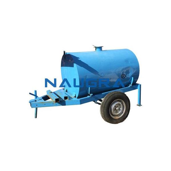Water Tank Trailer / Sprinkler