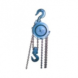 Hand Operated Spur Gear Chain Pulley Block