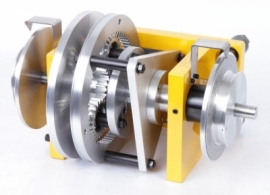 Acceleration Geared Systems