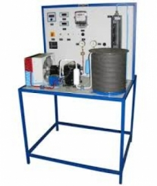 Refrigeration Cycle Demonstration Equipment