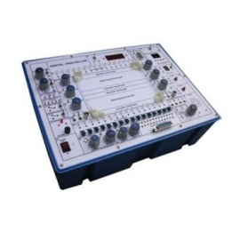 Electronic and Electric Drive Training System for Electrotechnics