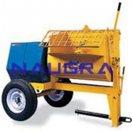 Cement Mortar Mixer