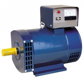 A.C Alternator And Synchronous Generator