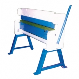 Hand Operated Trunk Folding Machine