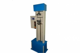 Tensile strength testing machine