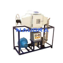 Forced Draft Tray Dryer