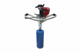 Portable Core Cutting Drilling Machine Petrol