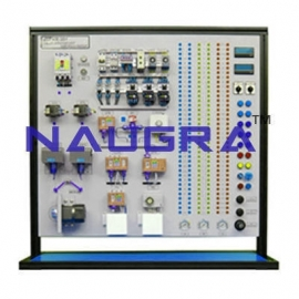 Chilled Water Refrigerating System Control Trainer