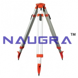 Heavy Duty Contractors Aluminum Tripod