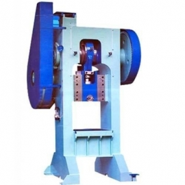 Pillar Type Heavy Duty Power Press