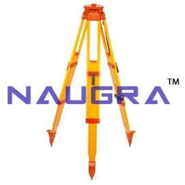 Heavy Duty Wood or Fiberglass Tripod