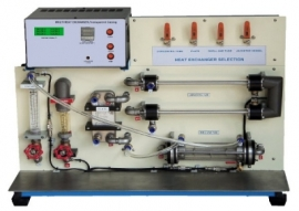 Multi Heat Exchanger with data acquisition