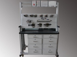 PLC Integrated Hydraulic Training Systems (Double Side)