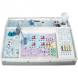 Power Electronic Automation Control Training System