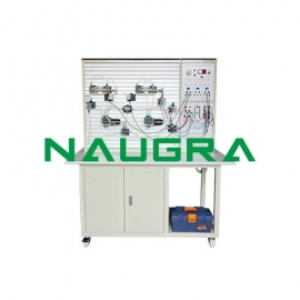Electrical Hydraulic Training Equipment