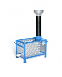 Fill box test apparatus