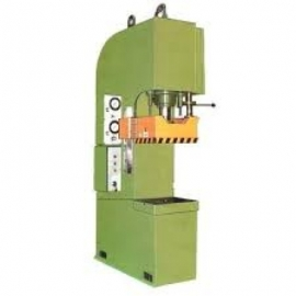 Open Throat & Straightening Hydraulic Press