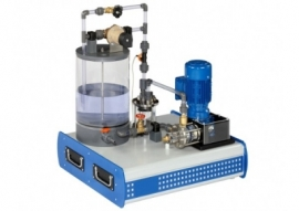 Computerized Reciprocating Pump Test Apparatus