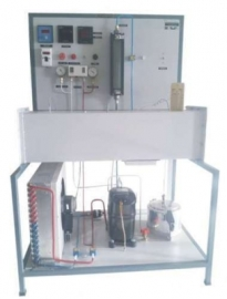 Open Duct Type Air Conditioning Test Rig