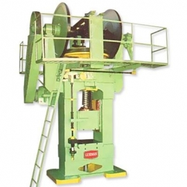 Friction Screw Press (Down Stroke)