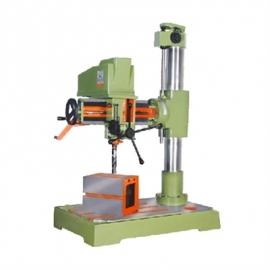 BR 38 Radial Drill Machine