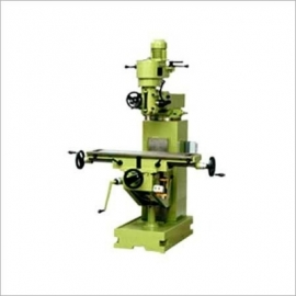 Ram Turret Universal Milling Machine All Auto Feed